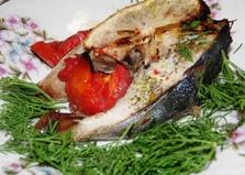 Запеченный тунец (пошаговый фото рецепт)