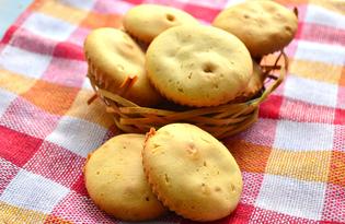 Ароматное печенье по-французски (пошаговый фото рецепт)
