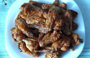 Крылышки в майонезном маринаде (пошаговый фото рецепт)