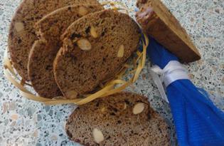 Итальянское печенье Бискотти (пошаговый фото рецепт)