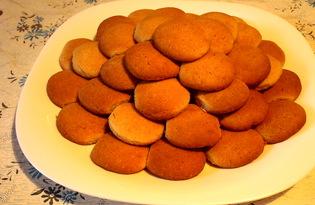 Печенье из желтков (пошаговый фото рецепт)