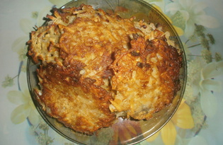 Драники на сковороде (пошаговый фото рецепт)