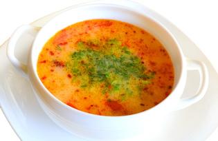 Сливочный суп с булгуром (пошаговый фото рецепт)