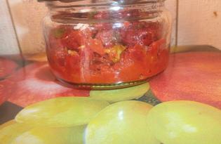 Вкусный горький перец (пошаговый фото рецепт)