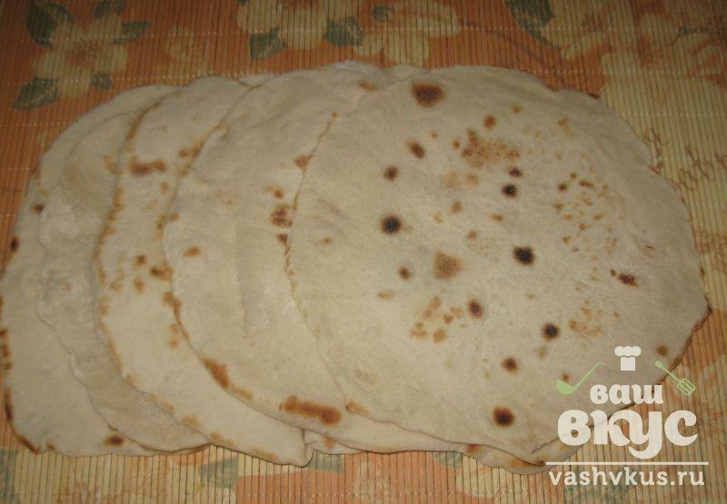 Армянский лаваш пошаговый рецепт с