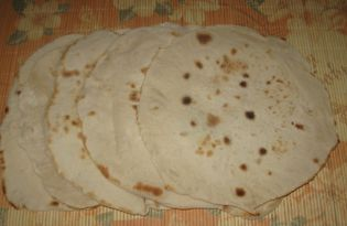 Лаваш армянский по-домашнему (пошаговый фото рецепт)