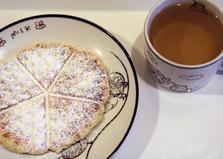 Кукурузные вафли с бадьяном (пошаговый фото рецепт)