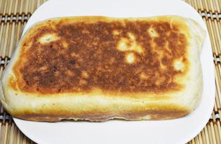Хачапури из дрожжевого теста (пошаговый фото рецепт)
