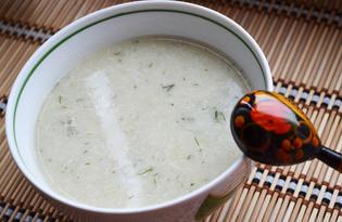 Суп-пюре с рисом (пошаговый фото рецепт)
