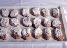 Творожное печенье с бананом (пошаговый фото рецепт)