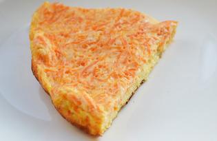 Омлет с морковью (пошаговый фото рецепт)