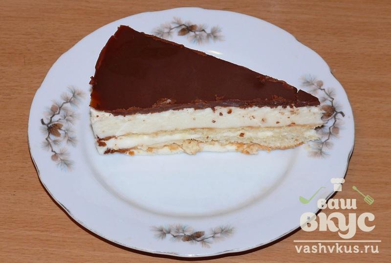 Птичье молоко торт рецепт с пошагово в домашних условиях манка