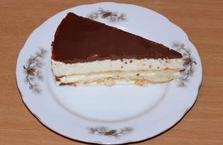 Торт «Птичье молоко» без манки (пошаговый фото рецепт)