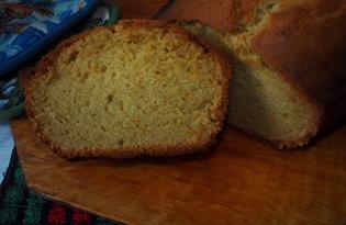 Кекс с апельсином (пошаговый фото рецепт)