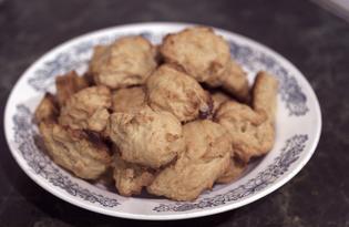 Печенье на яблочном джеме (пошаговый фото рецепт)