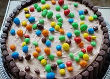 Шахматный торт (пошаговый фото рецепт)