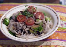 Рисовая лапша с овощами (пошаговый фото рецепт)
