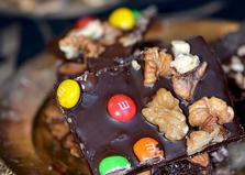 Домашний шоколад на какао масле (пошаговый фото рецепт)