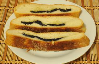 Дрожжевой пирог с маком (пошаговый фото рецепт)