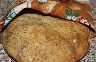 Чиабатта в духовке (пошаговый фото рецепт)