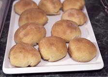 Пирожки с печёночным паштетом (пошаговый фото рецепт)