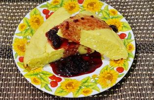 Творожный чизкейк со сгущенкой (пошаговый фото рецепт)