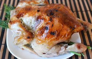 Сочная курица в пакете (пошаговый фото рецепт)