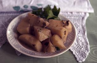 Картофель в электровоке (пошаговый фото рецепт)