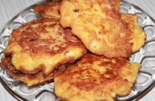 Сырники с тыквой (пошаговый фото рецепт)