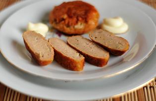 Рыбные оладьи по-американски (пошаговый фото рецепт)