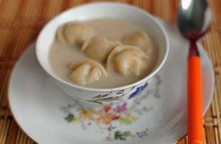 Чай с пельменями по-монгольски (пошаговый фото рецепт)
