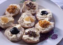Сладкие бутерброды (пошаговый фото рецепт)