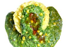 Вегетарианский шпинатный соус  (пошаговый фото рецепт)