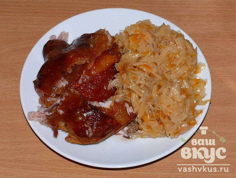 рулька свиная по баварски рецепт с фото
