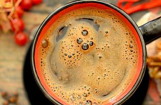Имбирный кофе (пошаговый фото рецепт)