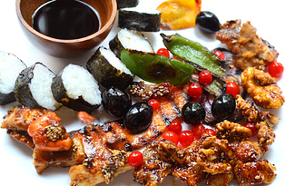 Рыба по-японски (пошаговый фото рецепт)