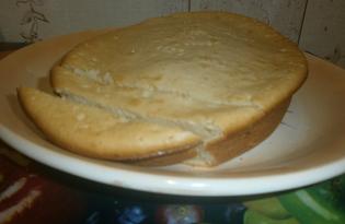 Йогуртовый кекс (пошаговый фото рецепт)