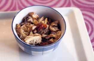 Жареная савойская капуста (пошаговый фото рецепт)