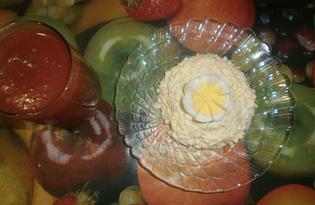 Салат «Солнышко» (пошаговый фото рецепт)