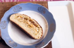Дрожжевой пирог с капустой (пошаговый фото рецепт)