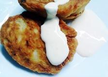 Кабачковые пирожки с начинкой из индюшиного фарша (пошаговый фото рецепт)