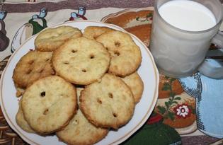 Крекер сырный (пошаговый фото рецепт)