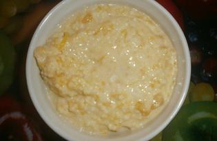 Каша из тыквы на молоке с пшеном (пошаговый фото рецепт)