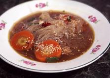 Азиатский суп (пошаговый фото рецепт)