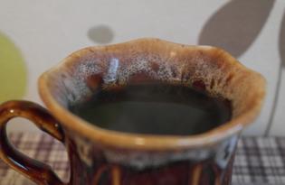 Натуральный кофе с корицей в турке (пошаговый фото рецепт)
