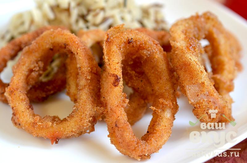 Кальмары в кляре рецепт пошаговый рецепт с