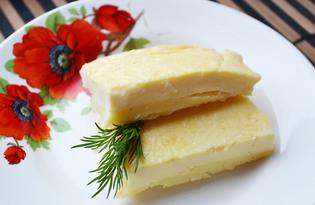 Омлет с манкой (пошаговый фото рецепт)