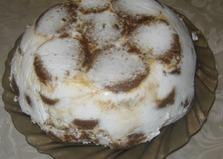 Торт из пряников без выпечки (пошаговый фото рецепт)
