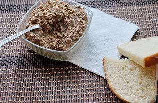 Паштет из печени индейки (пошаговый фото рецепт)