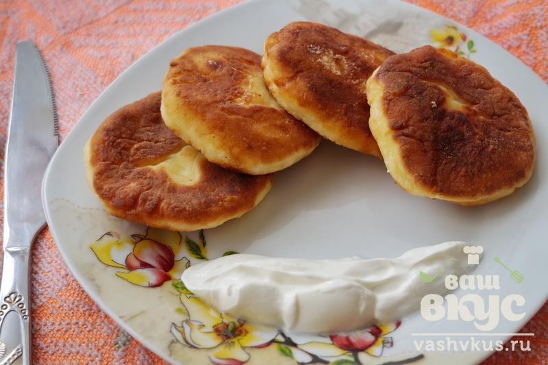 рецепт сырников на сковороде